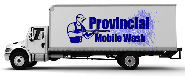 provincial mobile wash truck