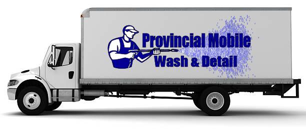 provincial mobile wash truck
